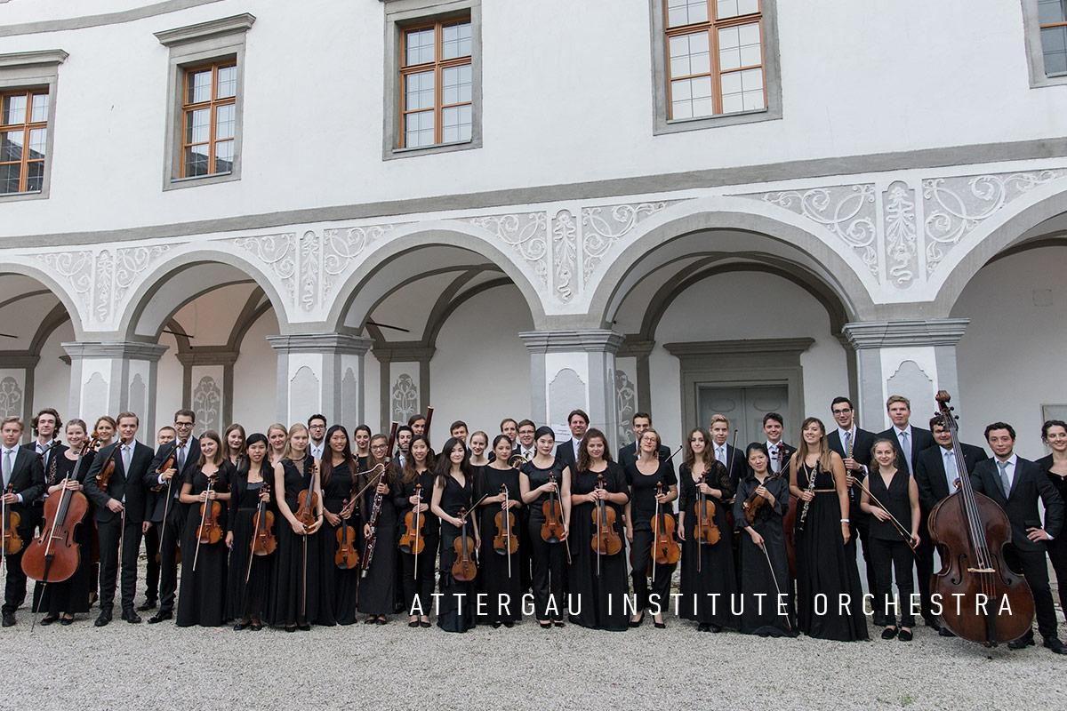 Musik Sommer St. Leonhard 2019 Attergau Institute Orchestra