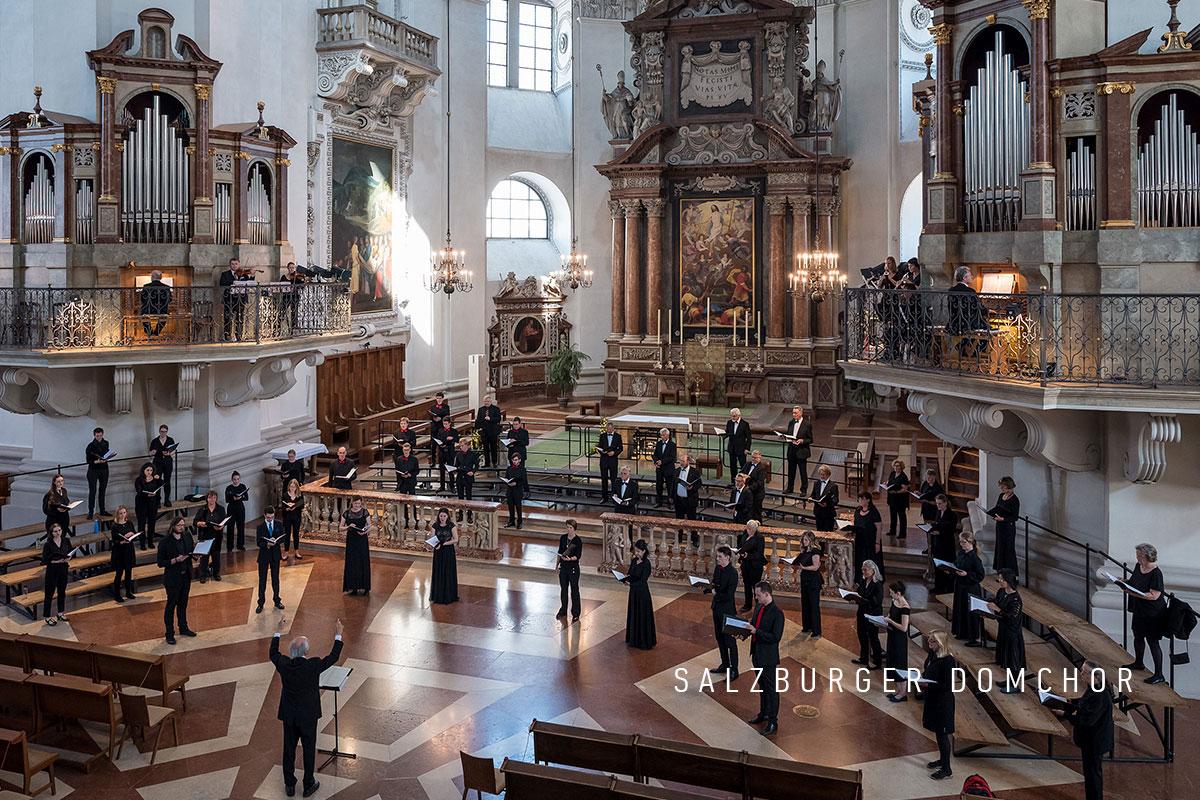 Musik Sommer St. Leonhard 2021 - Salzburger Domchor
